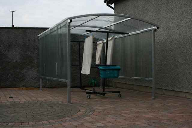 Garage door prices - Clothes Line On Wheels For All Your Washing Needs